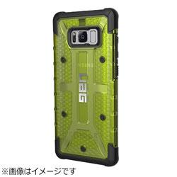 Galaxy S8+用 Plasma Case シトロン URBAN ARMOR GEAR UAG-GLXS8PLS-CI