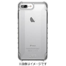 iPhone 8 Plus用 PLYO Case アイス URBAN ARMOR GEAR UAG-RIPH78PLSY-IC