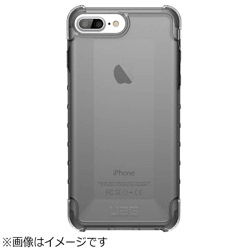 iPhone 8 Plus用 PLYO Case アッシュ URBAN ARMOR GEAR UAG-RIPH78PLSY-AS