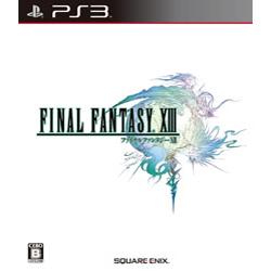 [使用]最終幻想XIII [PS3]