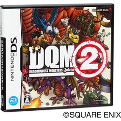 [Used] Dragon Quest Monsters Joker 2 [NDS]