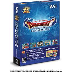 ドラゴンクエスト25周年記念 ファミコン&スーパーファミコン  ドラゴンクエストI・II・III 【Wii】
