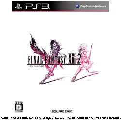 [Used] FINAL FANTASY XIII-2 [PS3]