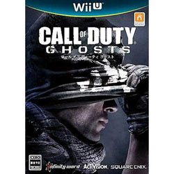 [Used] Call of Duty ghost (CALL OF DUTY GHOSTS) Subtitled [WiiU]