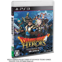 [Used] castle of Dragon Quest Heroes darkness dragon and the World Tree [PS3]