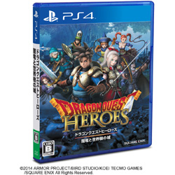 [Used] castle of Dragon Quest Heroes darkness dragon and the World Tree [PS4]