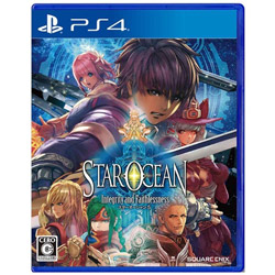 [Used] Star Ocean 5-Integrity and Faithlessness- [PS4]