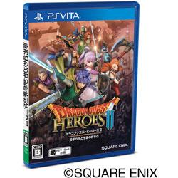 【在庫限り】 ドラゴンクエストヒーローズII 双子の王と予言の終わり 【PS Vitaゲームソフト】