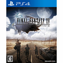 [Used] Final Fantasy XV Normal Edition PS4]