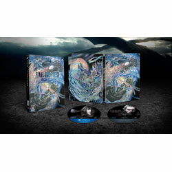 [Used] Final Fantasy XV Deluxe Edition [PS4]