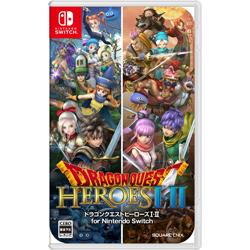 ドラゴンクエストヒーローズI・II for Nintendo Switch【Switchゲームソフト】   [Switch]