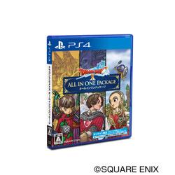 【在庫限り】 ドラゴンクエストX オールインワンパッケージ【PS4ゲームソフト】   [PS4]