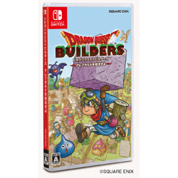 [Used] Dragon Quest Builders [Switch]