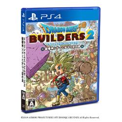 スクウェア・エニックス ドラゴンクエストビルダーズ2 破壊神シドーとからっぽの島 【PS4ゲームソフト】