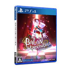 バランワンダーワールド 【PS4ゲームソフト】