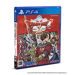 ドラゴンクエストX目覚めし五つの種族 オフライン【通常版】 【PS4ゲームソフト】