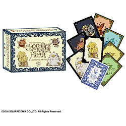 カードゲーム チョコボのクリスタルハント