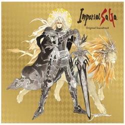 インペリアル サガ オリジナル・サウンドトラック CD