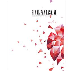 FINAL FANTASY VI ORIGINAL SOUNDTRACK REVIVAL DISC BD