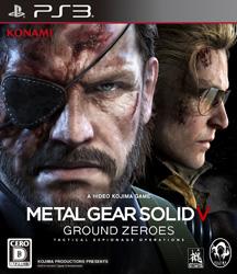 メタルギア ソリッド V グラウンド・ゼロズ【PS3ゲームソフト】   [PS3]