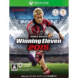 〔中古品〕ワールドサッカーウイニングイレブン2015【Xbox Oneゲームソフト】◆    [XboxOne]