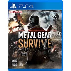 〔中古〕 METAL GEAR SURVIVE(メタルギア サヴァイブ)【PS4】※オンライン専用