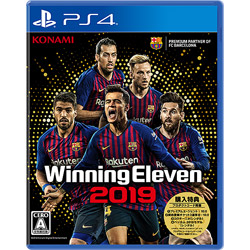 [Used] Winning Eleven 2019 [PS4]