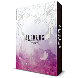 ALTDEUS:Beyond Chronos 限定版 【PS4ゲームソフト(VR専用)】