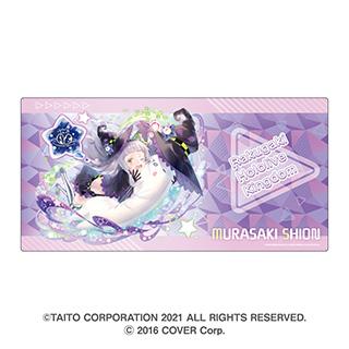 アルジャーノンプロダクト 「ラクガキ キングダム」×「ホロライブ」ゲーミングマウスパッド 紫咲 シオン