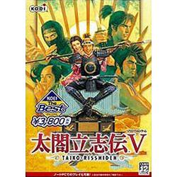 [Win版] 太閤立志伝 V [KOEI The Best]