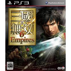 真・三國無双6 Empires PS3