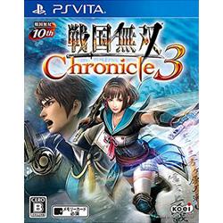 〔中古品〕 戦国無双 Chronicle 3 通常版【PS Vitaゲームソフト】   [PSVita]
