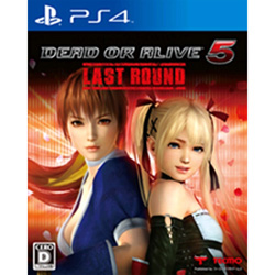 [Used] DEAD OR ALIVE 5 (Dead or Alive 5) Last Round [PS4]