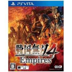 〔中古品〕戦国無双4 Empires 通常版【PS Vitaゲームソフト】   [PSVita]