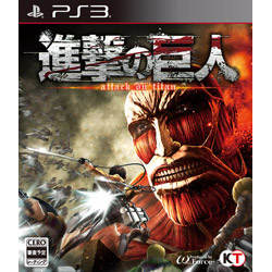 [Used] Attack on Titan [PS3]