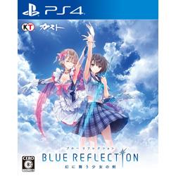 在幻影[使用]一個女孩跳舞的藍色的反射劍普通版[PS4]