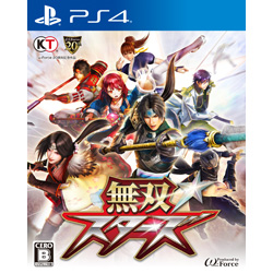 [Used] Warriors ☆ Stars Normal Edition PS4]