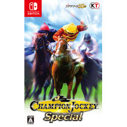 Champion Jockey Special【Switchゲームソフト】 HAC-P-AEES  [Switch]