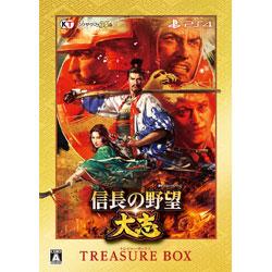 信長の野望・大志 TREASURE BOX 【PS4ゲームソフト】