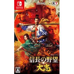 [Used] Nobunaga's Ambition, ambition [Switch]