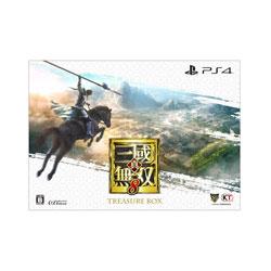 [Used] Dynasty Warriors 8 TREASURE BOX [PS4]