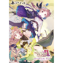 [Used] Ridi & of Sur Atelier mysterious paintings Alchemist - Premium box [PS4]