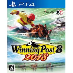 [Used] Winning Post 8 2018 [PS4]