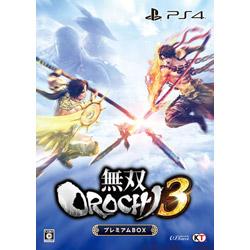[使用]无双OROCHI3高级BOX [PS4]