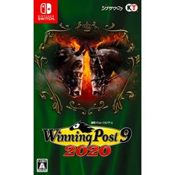〔中古品〕Winning Post 9 2020 HAC-P-AWCEA  [Switch]