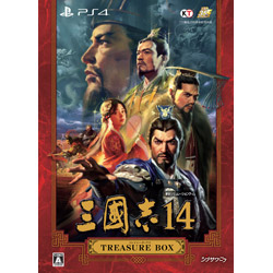 三國志14 TREASURE BOX(未開封)