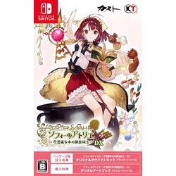 ソフィーのアトリエ 〜不思議な本の錬金術士〜 DX 【Switchゲームソフト】