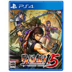 戦国無双5 【PS4ゲームソフト】