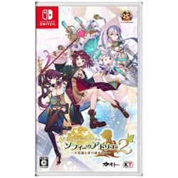 ソフィーのアトリエ2 〜不思議な夢の錬金術士〜 【Switchゲームソフト】