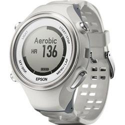 SF850PW GPS機能搭載ウオッチ WristableGPS スポーティングブルー